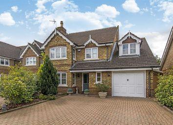 Thumbnail 6 bed detached house for sale in Bainbridge Close, Ham, Richmond