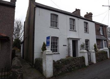 Thumbnail 3 bed end terrace house for sale in Bontnewydd, Caernarfon, Gwynedd