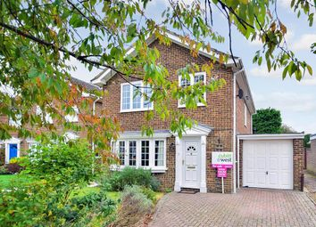Thumbnail 4 bed link-detached house for sale in Rushfords, Lingfield, Surrey