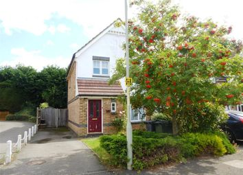 Thumbnail 3 bed detached house to rent in James Haney Drive, Kennington, Ashford