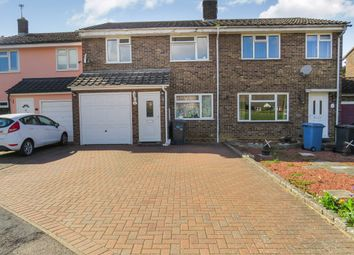 Thumbnail 3 bed terraced house for sale in Daking Avenue, Boxford, Sudbury