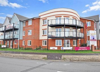 Thumbnail 2 bed flat for sale in Rowe Avenue, Peacehaven, East Sussex