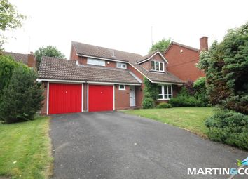 Thumbnail 4 bed detached house to rent in Sheringham, Edgbaston