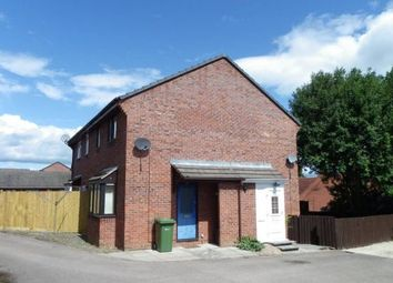 Thumbnail 1 bed terraced house to rent in Mayberry Avenue, Redhill, Hereford