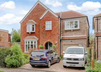 5 bed detached house for sale in The Avenue, Nunthorpe, Middlesbrough TS7