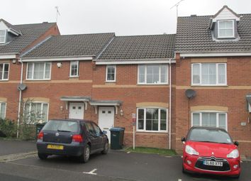 Thumbnail 3 bedroom terraced house to rent in Gillquart Way, Coventry