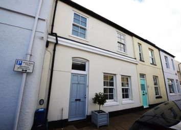 Thumbnail 2 bed terraced house to rent in Fore Street, Shaldon, Devon
