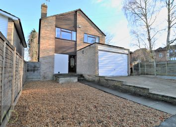 Thumbnail 4 bed detached house for sale in Millers Lane, Stanstead Abbotts