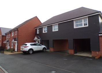 Thumbnail 2 bed detached house for sale in Lords Way, Augusta Park, Andover