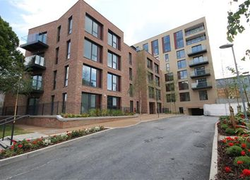 Thumbnail 2 bed flat to rent in Keble Court, 10 Hayling Way, Edgware