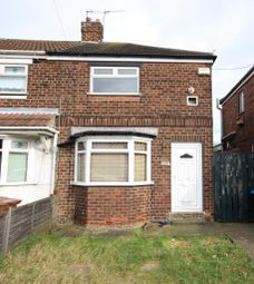 Thumbnail 2 bed end terrace house to rent in Joscelyn Avenue, Hull, East Riding Of Yorkshire