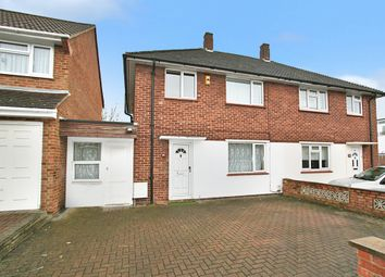Thumbnail 3 bed semi-detached house to rent in Hadlow Road, Welling