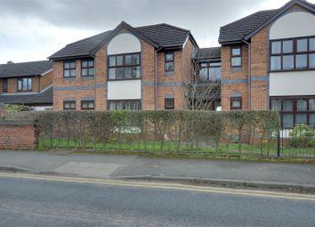 Thumbnail 2 bedroom flat for sale in Allport Mews, Allport Street, Cannock Town