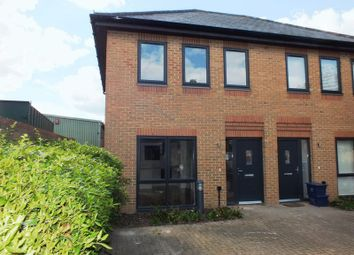 Thumbnail 2 bed end terrace house to rent in Lakesmere Close, Kidlington