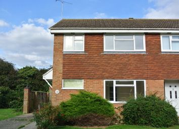 Thumbnail 3 bed semi-detached house to rent in Bensted, Kingsnorth, Ashford