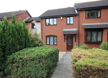 Thumbnail 3 bed end terrace house for sale in Pinwood Meadow Drive, Exeter