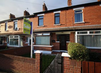 Thumbnail 3 bedroom terraced house for sale in Wheatfield Crescent, Belfast