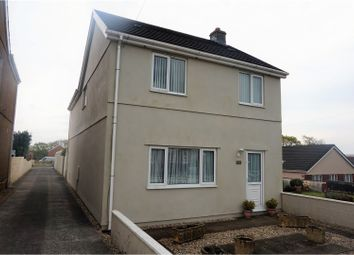 Thumbnail 4 bed detached house for sale in Waterloo Road, Llanelli