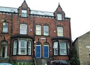 Thumbnail 1 bed flat to rent in Flat 3, 2 Moor View, Hyde Park