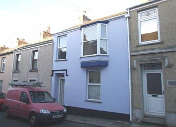 Thumbnail 3 bed terraced house for sale in Culver Park, Tenby