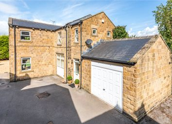 Thumbnail 3 bed detached house for sale in Back Lane, Drighlington, Bradford, West Yorkshire