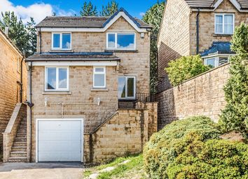 Thumbnail 3 bed detached house for sale in Woodlea Avenue, Marsh, Huddersfield