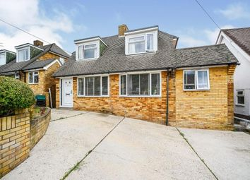 Lustrells Vale, Saltdean, Brighton, East Sussex BN2. 4 bed bungalow
