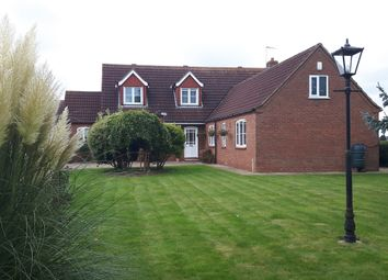 Thumbnail 4 bed detached house for sale in Wisbech Road, Long Sutton