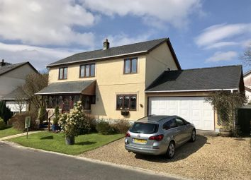 Thumbnail 4 bedroom detached house for sale in Talley, Llandeilo