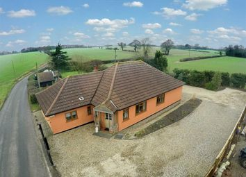 Thumbnail 3 bed detached bungalow for sale in Rede Lane, Barham, Ipswich, Suffolk
