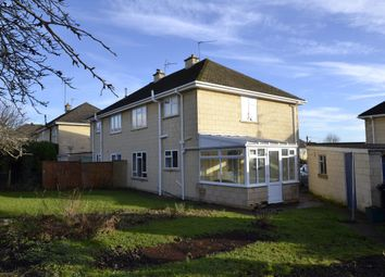 Thumbnail 3 bed semi-detached house for sale in Manor Park, Bath
