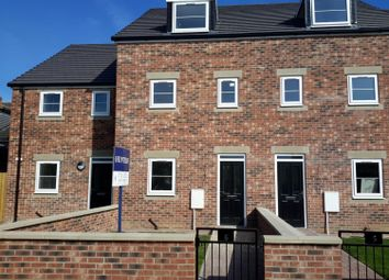 Thumbnail 4 bed terraced house to rent in James Nicolson Square, Church Fenton, Tadcaster