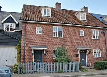 Thumbnail 4 bedroom terraced house for sale in South Park Drive, Papworth Everard, Cambridge