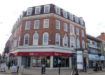 Thumbnail 1 bed flat to rent in High Street, Romford, Essex
