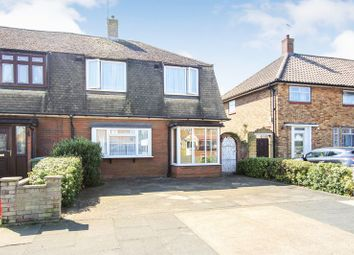 Thumbnail 3 bed end terrace house for sale in Broxburn Drive, South Ockendon