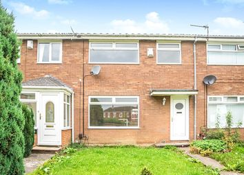 Thumbnail 3 bed terraced house for sale in Knightside Walk, Chapel Park, Newcastle Upon Tyne