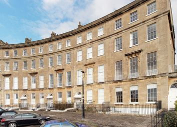 Thumbnail 2 bed flat to rent in Cavendish Crescent, Bath