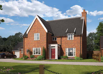 Thumbnail 5 bed detached house for sale in The, Oakley Park, Mulbarton, Norfolk
