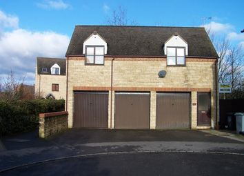 Thumbnail 1 bed property to rent in Snowshill Drive, Witney, Oxfordshire