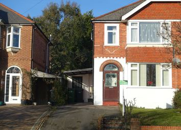 Thumbnail 3 bed semi-detached house for sale in Ashbrook Road, St Leonards On Sea