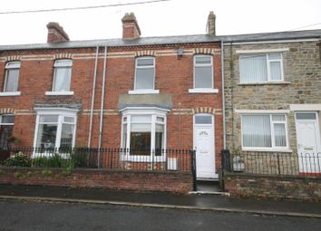 Thumbnail 3 bed terraced house to rent in Milton Street, Crook