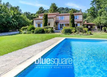 Thumbnail 4 bed property for sale in La Roquebrussanne, Var, 83136, France