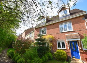 3 bed town house for sale in Longmoor Court, Fleet GU51