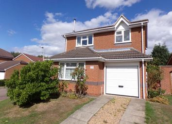 Thumbnail 4 bed detached house for sale in Grayswood Drive, Anstey Heights, Leicester, Leicestershire