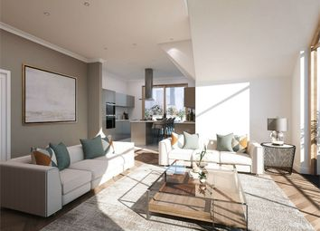 Thumbnail 3 bed flat for sale in The Gables, 110 Bush Hill, Winchmore Hill, London