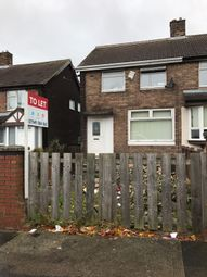 Thumbnail 2 bed semi-detached house to rent in Baxter Road, Town End Farm, Sunderland