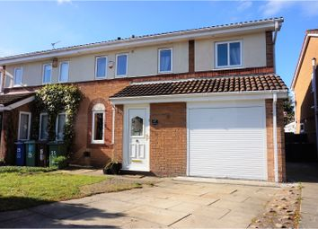Thumbnail 4 bedroom semi-detached house for sale in High Beeches, Bradley Fold, Bolton