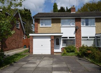 Thumbnail 3 bedroom semi-detached house for sale in Westbourne Road, Chester