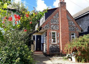 Thumbnail 3 bed detached house for sale in Church Walk, Sawbridgeworth, Hertfordshire