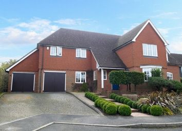 Thumbnail 4 bed detached house for sale in Durlings Orchard, Ightham, Sevenoaks